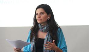 Subdirectora de Innovación, Andrea Detmer.