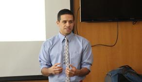 Sergio Morrero es emprendedor y parte del equipo de  Plexx.