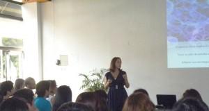 Alejandra Sánchez, subdirectora de desarrollo docente, destacó los apoyos, sin obviar los esfuerzos del futuro.