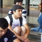 Nicolás eligió Ingeniería UC como ruta para su sueño de ser investigador.