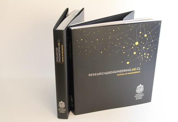 El libro cuenta con 134 entrevistas a profesores de Ingeniería UC.