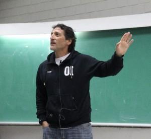 Mario Salas, actual Director Técnico del Club Deportivo Universidad Católica.